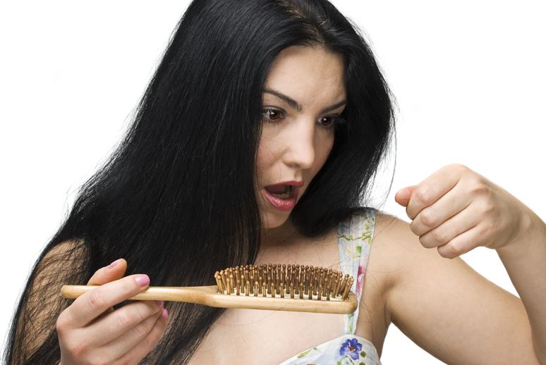 Si si los cabellos caen se puede hacer laminirovanie