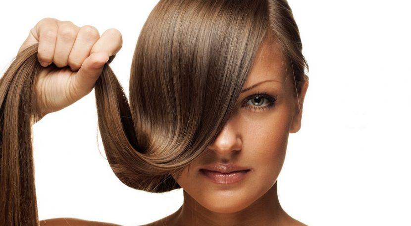 pelo fuerte con keratina