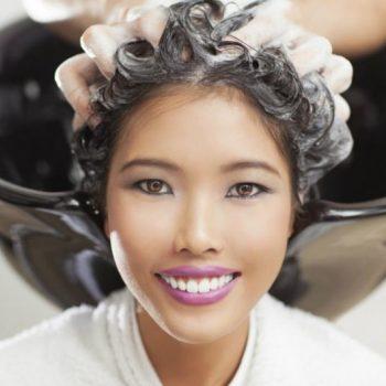 uso de mascarillas caseras para el pelo